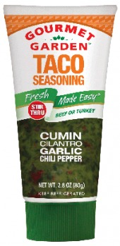 Gourmet Garden Taco Seasoning paste