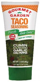 Gourmet Garden Taco Seasoning paste