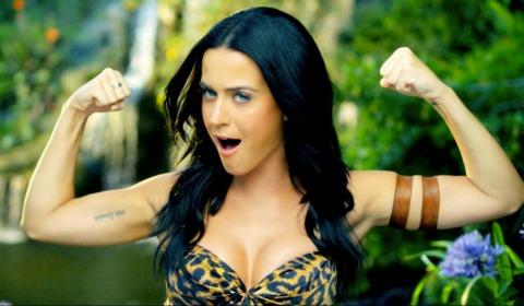 Katy Perry halftime show Super Bowl 2015 | ShockinglyDelicious.com