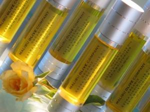 Malibu Olive Company olive oil skin moisturizer on ShockinglyDelicious.com