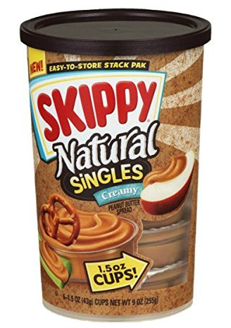 Skippy Natural Singles on ShockinglyDelicious.com