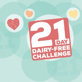 Take the So Delicious 21 Day Dairy-Free Challenge!