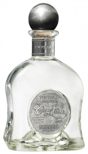 Casa Noble Crystal Tequila on ShockinglyDelicious.com