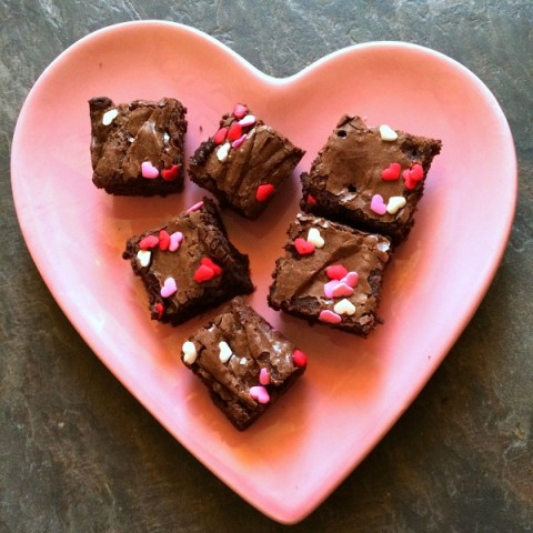 Cup4Cup Brownies on ShockinglyDelicious.com