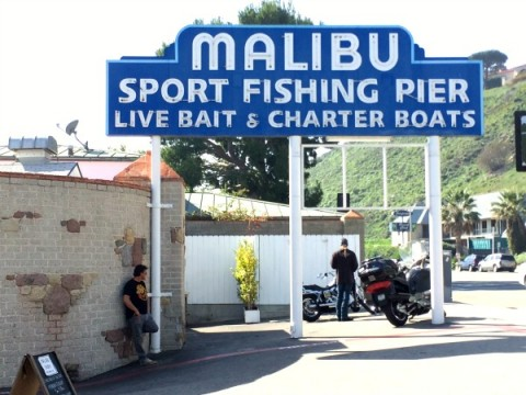 Where to eat in Malibu | Malibu Pier Restaurant & Bar | ShockinglyDelicious.com