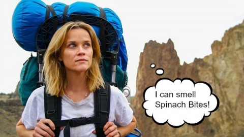 Reese Witherspoon can smell my Spinach Bites