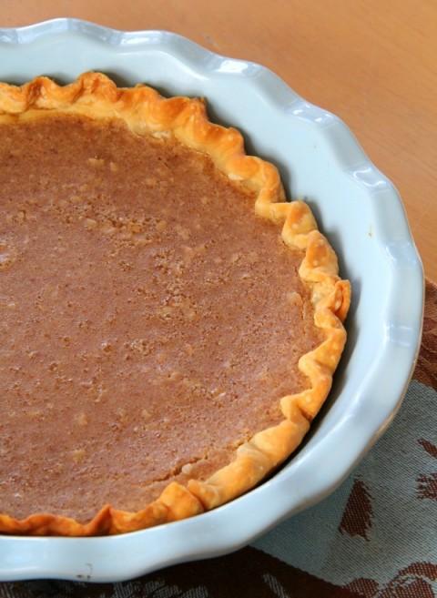 Sweet Bean Pie | Bean Pipe Dessert Recipe | ShockinglyDelicious.com