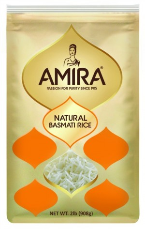 Amira Natural Basmati Rice