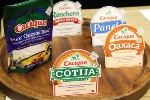 Cacique Mexican Cheeses