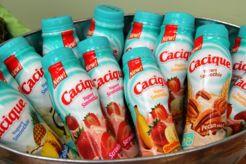 Cacique Yogurt Smoothie Drinks