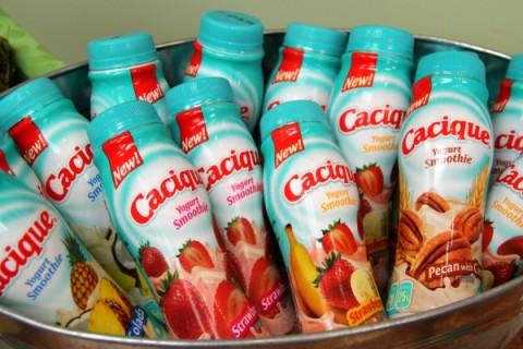 Cacique Yogurt Smoothie Drinks