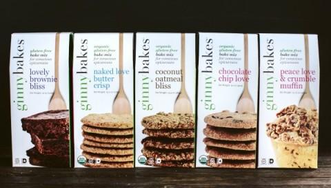 Ginny Bakes gluten-free baking mixes on ShockinglyDelicious.com