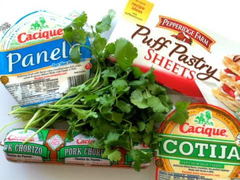 Ingredients for Mexican Elephant Ears recipe | ShockinglyDelicious.com