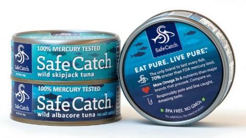 Safe Catch Tuna on ShockinglyDelicious.com