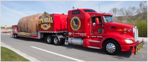 The Big Idaho Potato Truck on ShockinglyDelicious.com