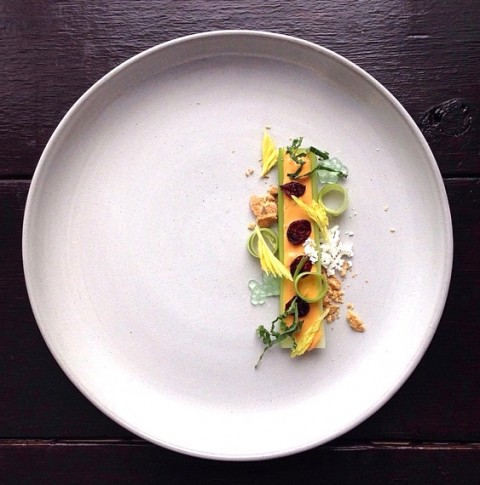 chef jacques lamerde Instagram account