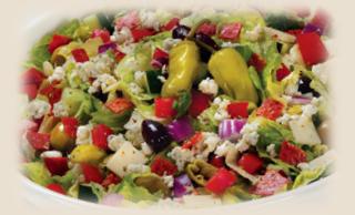 Chopped Antipasto Salad at Buca di Beppo