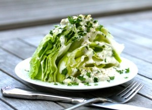 Karen's Kitchen Stories The Wedge Salad