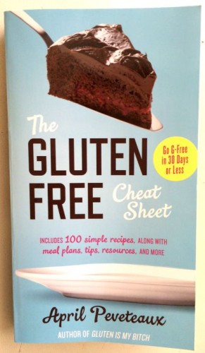 Gluten-Free Cheat Sheet by April Peveteaux on ShockinglyDelicious.com