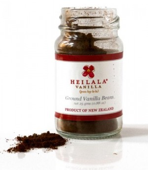 Heilala Ground Vanilla Beans on ShockinglyDelicious
