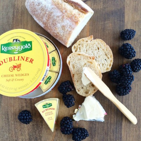 Kerrygold Soft Dubliner cheese on ShockinglyDelicious.com