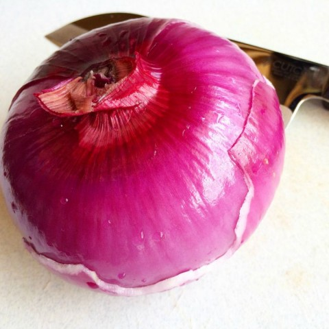 Red Onion on ShockinglyDelicious.com