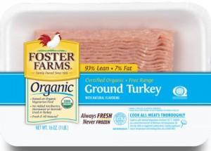 Foster Farms Organic_Ground_Turkey