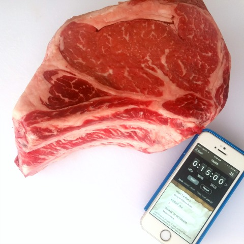 Check the Roast Perfect App to see the timing on ShockinglyDelicious.com