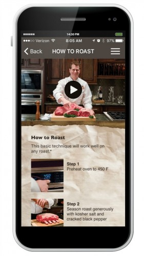 How to Roast on Roast Perfect App on ShockinglyDelicious.com