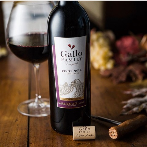 Gallo Every Cork Counts program