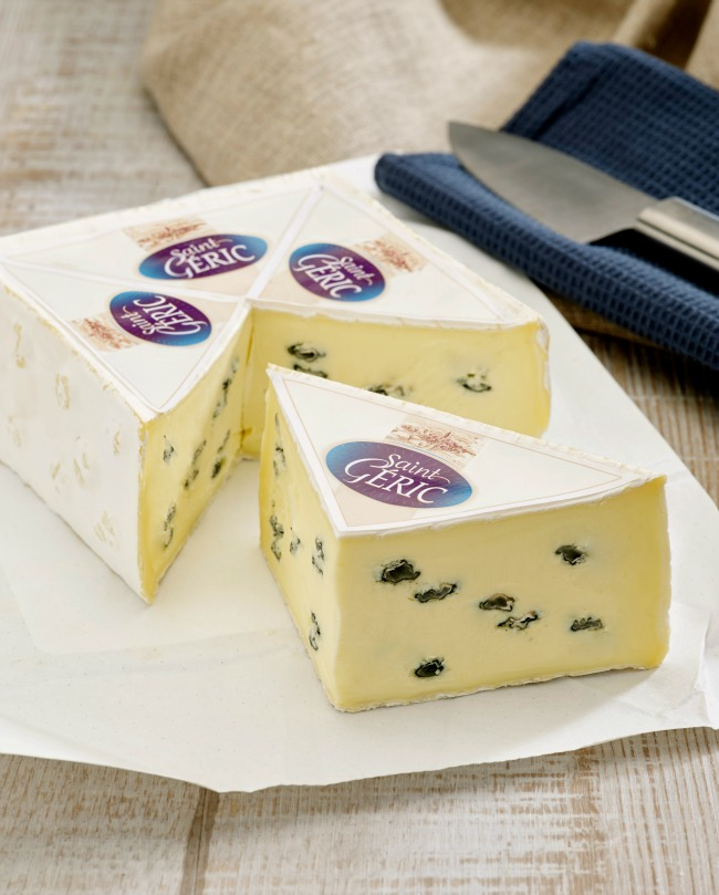 Saint Géric cheese