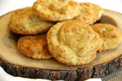 Italian Fry Bread   Classic Indian Fry Bread with Italian flavors   Shockingly Delicious