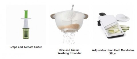 Grain bowl gadgets from OXO on ShockinglyDelicious.com