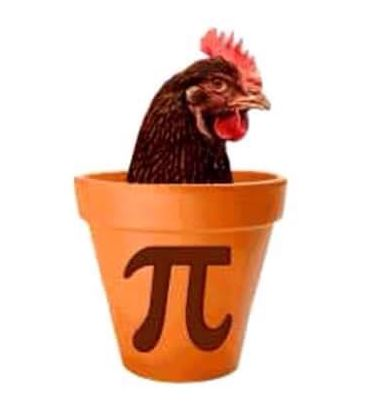 Chicken Pot Pi, I think!