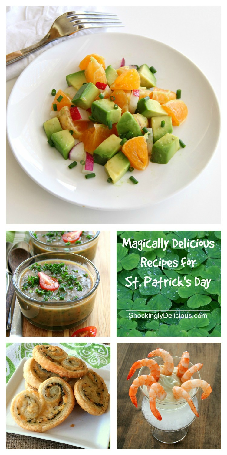 Magically Delicious Recipes for St. Patrick's Day Pin on ShockinglyDelicious.com