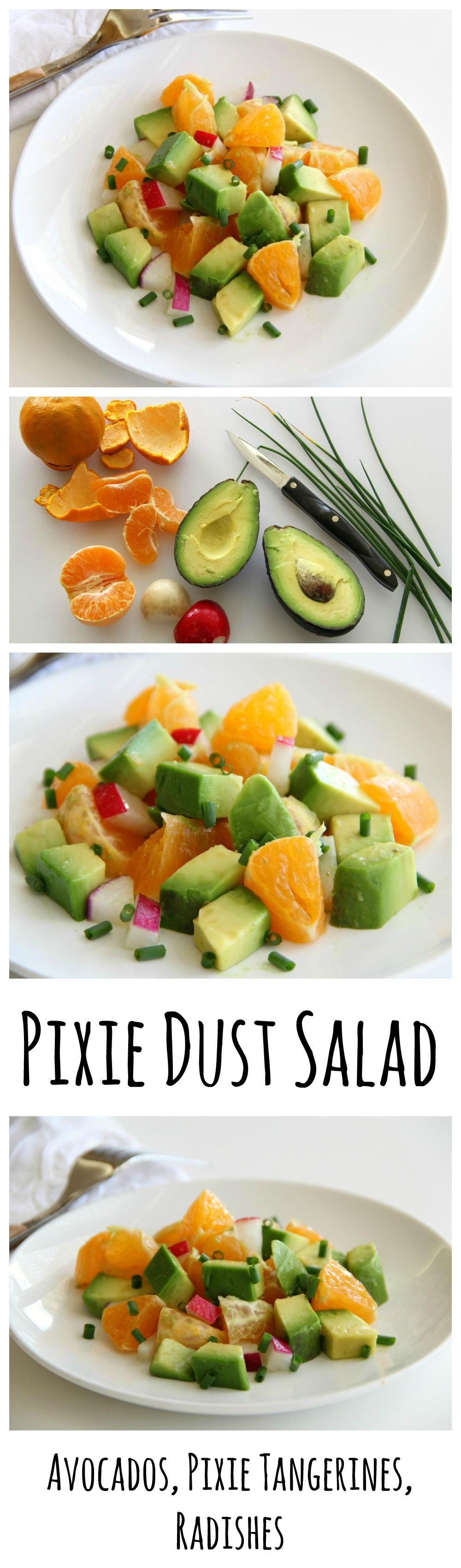 Pixie Dust Salad on ShockinglyDelicious.com