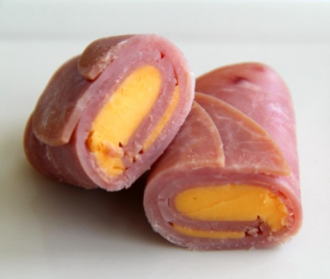 Ready Snack Go meat and cheese roll on ShockinglyDelicious.com