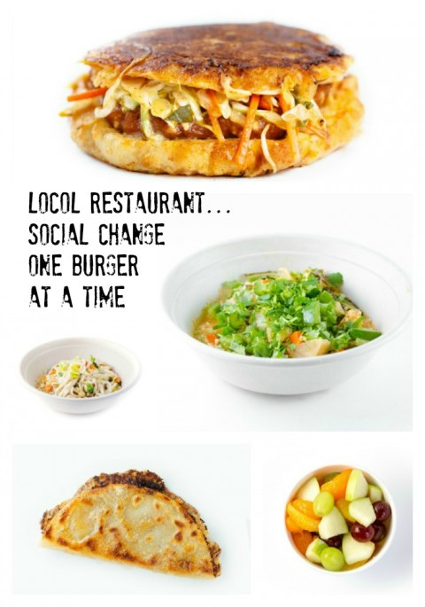 Healthy Fast Food from Locol Restaurant in Watts