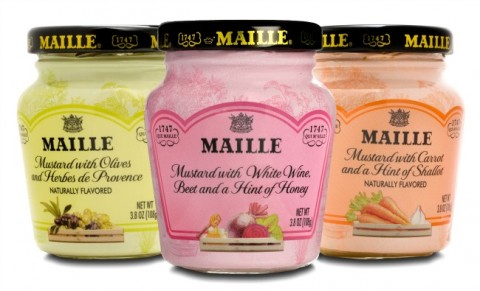 Maille Spring Collection 2016 on ShockinglyDelicious.com