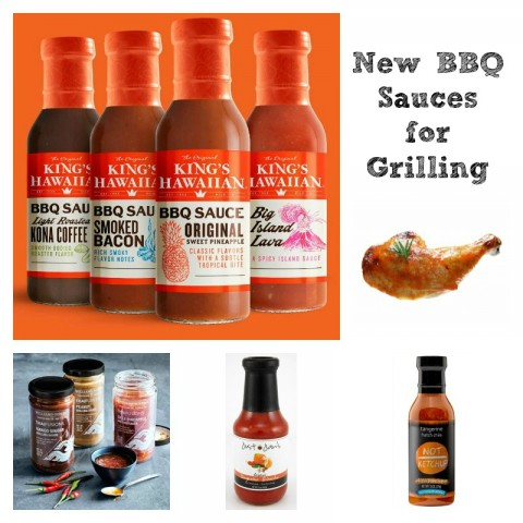 New BBQ Sauces for Gilling on ShockinglyDelicious.com
