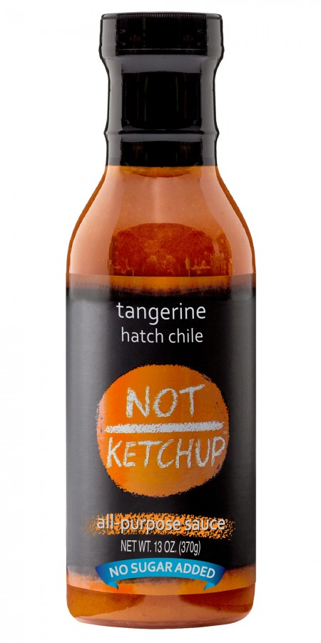 Not Ketchup Tangerine Hatch Sauce