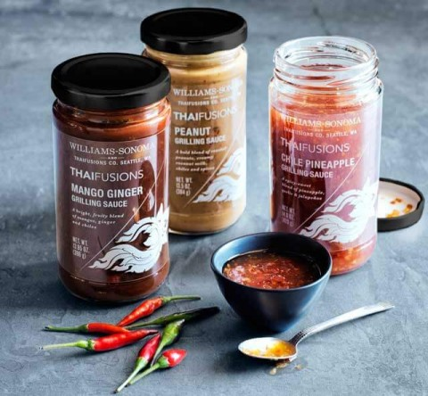 Thaifusions Grilling Sauces on ShockinglyDelicious.com