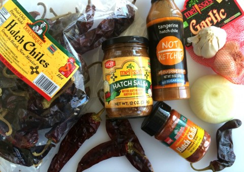Ingredients for Triple Hatch Chile Turkey Bowl on ShockinglyDelicious.com