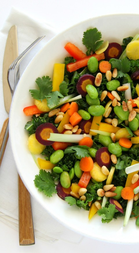 easy-chopped-thai-kale-salad-recipe-on-shockinglydelicious-com
