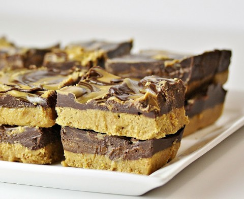 Peanut Butter Bars from Kitchens of the Great Midwest made by Michael Lee West from Designs by Gollum