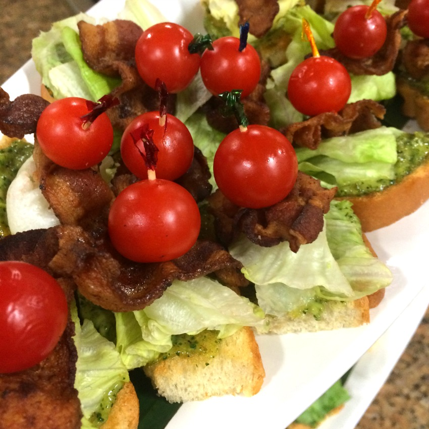 blt-bites-by-rachel-hollis-on a white serving platter