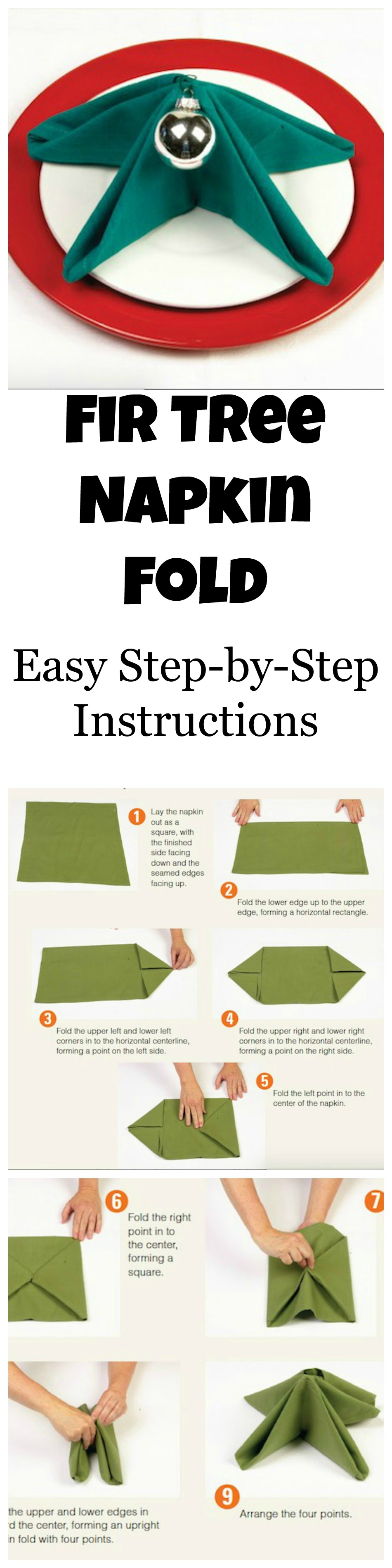 fir-tree-napkin-fold-step-by-step-instructions-on-shockinglydelicious-com