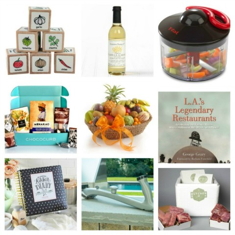 Affordable gifts for foodies this holiday season, from specialty fruit to chocolate, syrup, meat, gadgets and books. There's something here for all the foodies on your list.