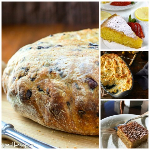 Recipe Crushes -- great recipes from food bloggers around the web for January 2017. Are you cooking from the web like I am? I've made each of these and highly recommend them.