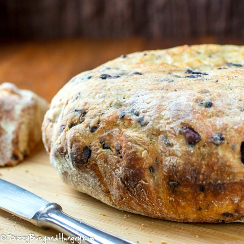 easy-slow-cooker-olive-parmesan-bread